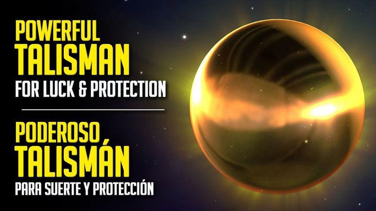 Talisman Sequence for luck & protection - Secuencia Talismán para suerte...