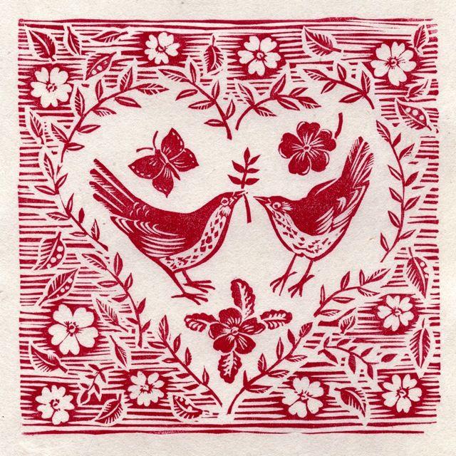 The Birds Wedding Day.                 Loading Image