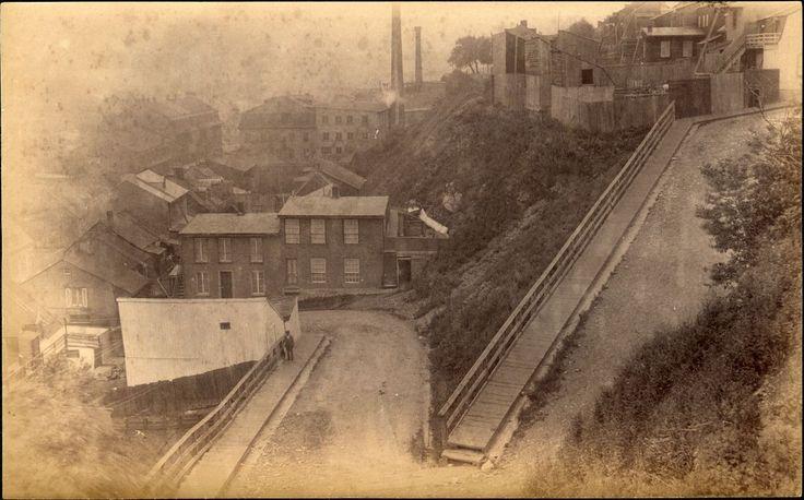 Côte de la négresse, 1898