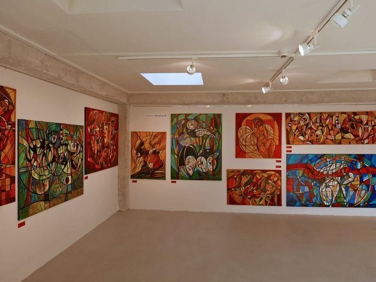 Galeria Design - wystawa malarstwa Eugeniusza Gerlacha
