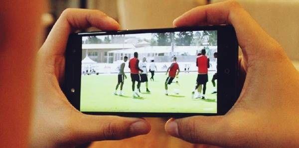 Cara Nonton Live Streaming Bola Di Android Tanpa Aplikasi Tv Online Trik Android Android Pesiar