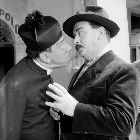 Don Camillo monsignore… ma non troppo di Carmine Gallone (1961) - Foto di Osvaldo Civirani