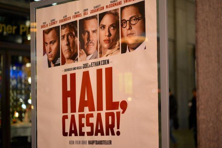 Berlinale 2016 Hail Caesar! movie