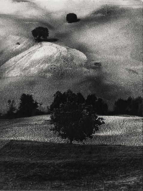 Mario Giacomelli, Paesaggio (1958),