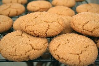 brown butter-cinnamon sugar cookies! | Yum | Pinterest