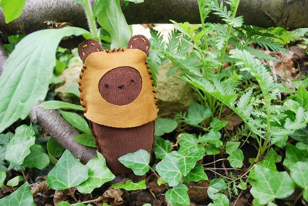 11. Mini Ewok Softie | 24 Crafts To Totally Geek OutAbout