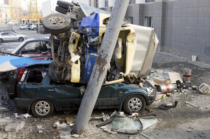New Jersey Truck Accident Attorney Car accident