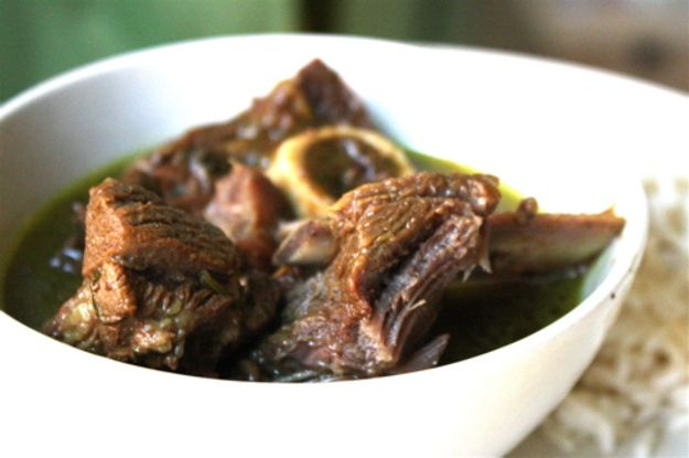 The Nasty Bits: Guyanese Goat Curry Recipe