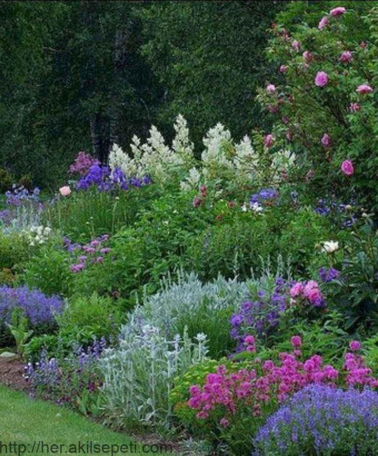 05 Schone Kleine Cottage Blumen Garten Fur Hinterhof Ideen Decoradeas Blumengarten Bauerngarten Cottage Garten