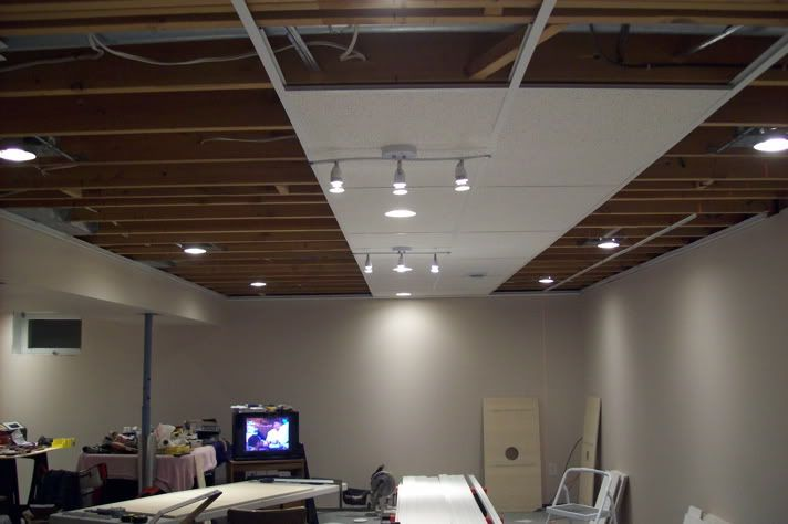 Man Cave Ideas Low Ceiling : Sweet ass quot ceiling links that attach directly to the