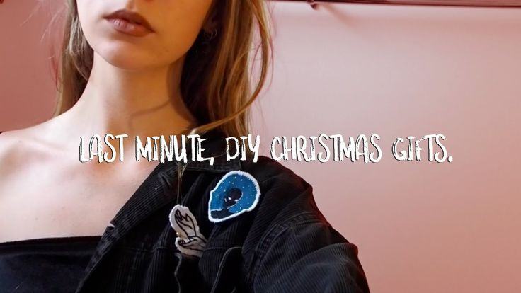 two diy last minute gifts – bella snape.