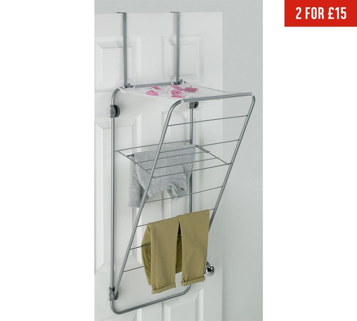 Buy Addis 4m Over Door Airer at Argos.co.uk - Your Online Shop for Washing lines and airers, Laundry and cleaning, Home and garden.