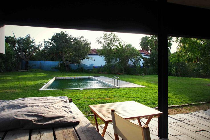 The suns also shines in winter time. #quintadoevaristo #holidays #alentejo #portugal