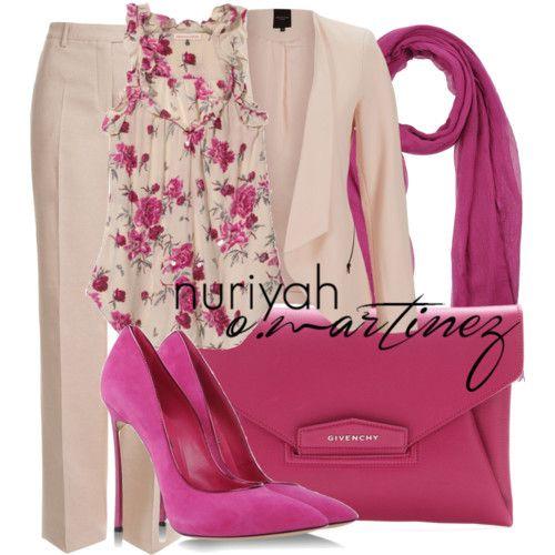 Hijab Outfit by Nuriyah O. Martinez | hijabhaul.com