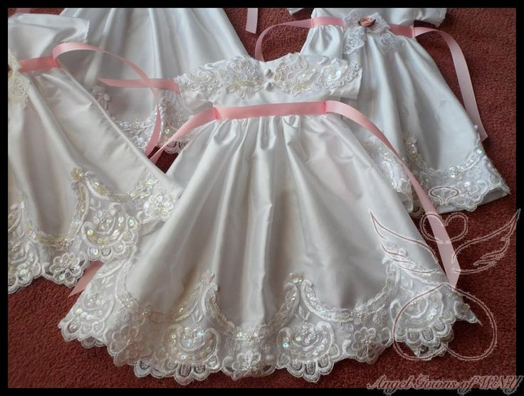 Made with love by a seamstress at Angel Gowns of WNY ♥ #AngelGowns #AngelGownsofWNY