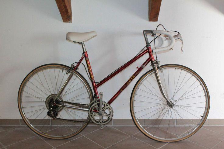 FAGGIN Damen Rennrad Klassiker Vintage Ladies Road Bike Mavic Campagnolo Simplex