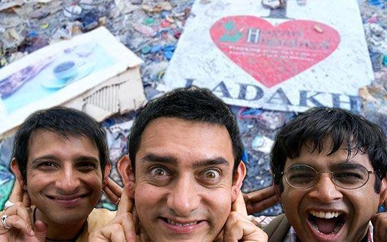 Lihat Bagaimana Filem '3 Idiots' Memusnahkan Keindahan Ladakh   Tempat yang dimaksudkan adalah Ladakh iaitu tempat yang merupakan babak terakhir di dalam filem terkenal 3 Idiots. Keindahan Ladakh membuatkan ramai penonton terpegun dan ingin berada di tempat ini. Bagaimana filem ini dikatakan memusnahkan keindahan semulajadi Ladakh? Menerusi BuzzFeed kami kongsikan kisahnya.  Pada tahun 2008 tahun sebelum terbitnya filem itu 400000 pelancong India melawat Ladakh  sudah menjadi angka yang…