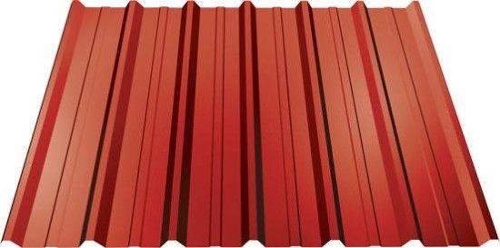 telhas galvanizadas 3 550x273 Preço das Telhas Galvanizadas