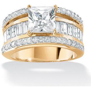 Elegant k bridal sets overstock shopping wedding ring sets gold wedding rings for women x
