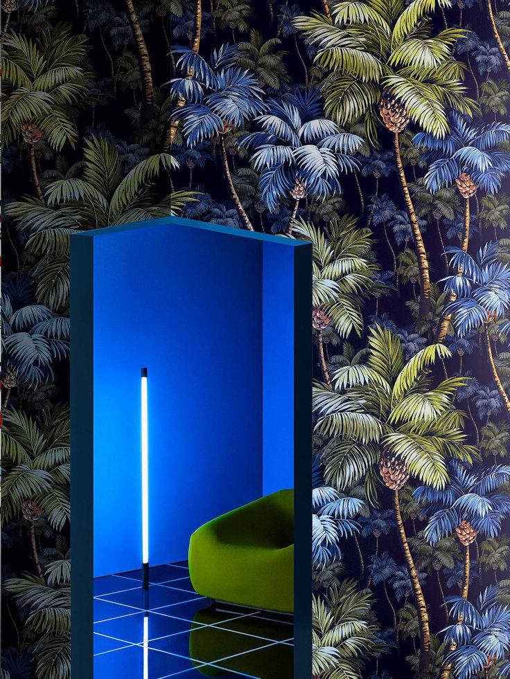 Tujane designed by Lorenzo De Grandis for Wall&Déco