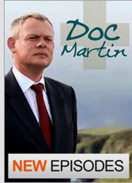 Doc Martin Television series (British comedy)