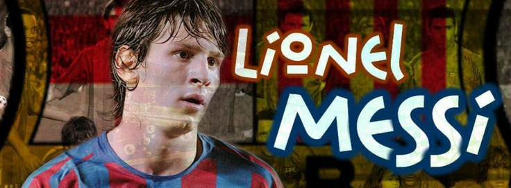 Lionel Messi facebook covers