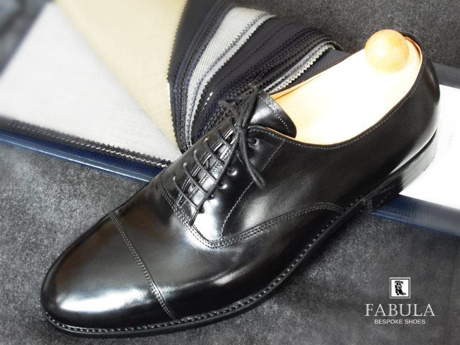 Fabula Bespoke Shoes.  Unique handmade, bespoke men's shoes.   Modell: Oxford.  Look to my website: www.fabulashoes.hu
