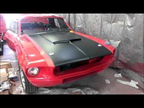 1967 Mustang Restoration - YouTube