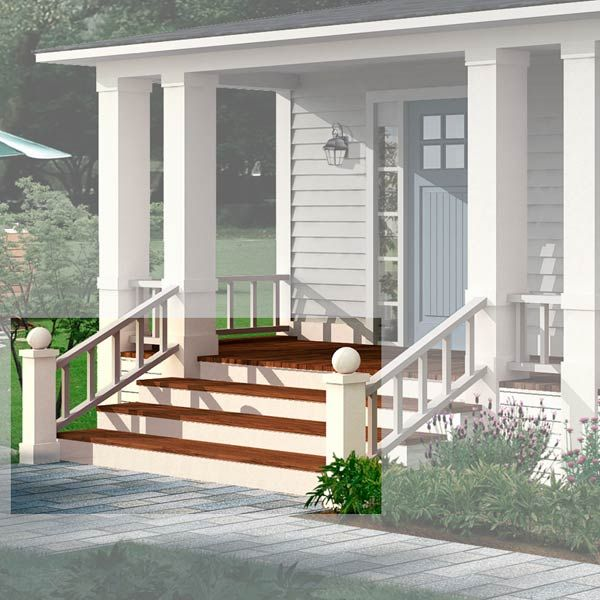 Photoshop redo bringing back a dutch colonial 39 s charm for Colonial porch columns