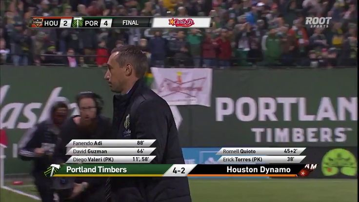 VIDEO Portland Timbers 4 - 2 Houston Dynamo HIGHLIGHTS 19.03.2017 | PPsoccer