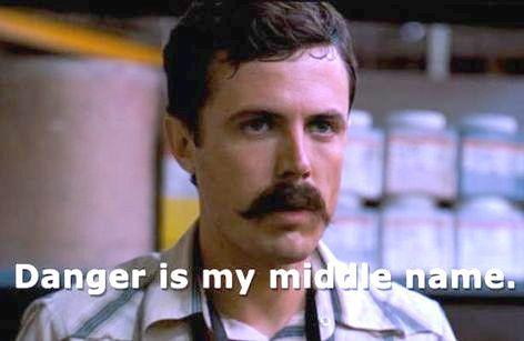 Casey Affleck as Virgil Malloy, Ocean's Eleven thru Thirteen