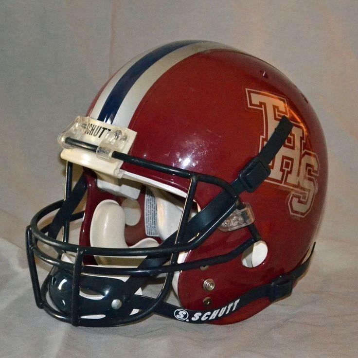 Schutt air varsity commander football helmet all pads and