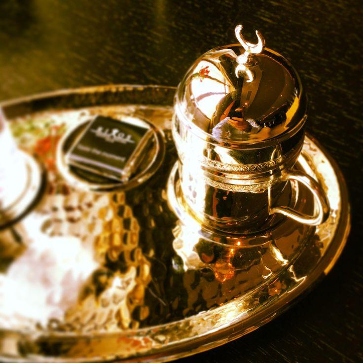 кофе по-турецки / Turkish Coffee