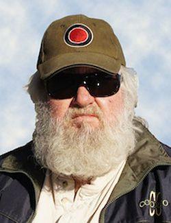 Solar Boat Ra's Captain: Jim Greer.