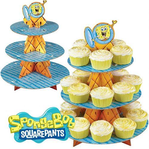 σταντ για cupcakes bob απο gemo