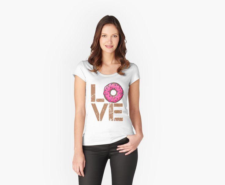 love donut by ikamawardi
