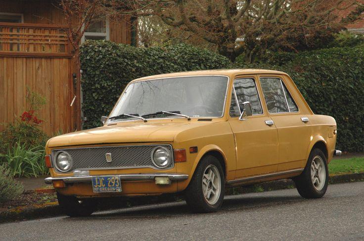 1973 Fiat 128 Sedan Berlina - just like mine!