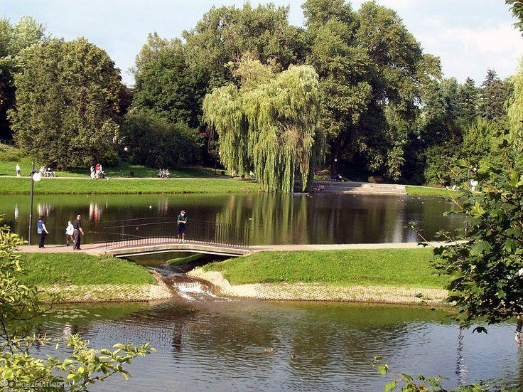 Park Moczydło (Wola)