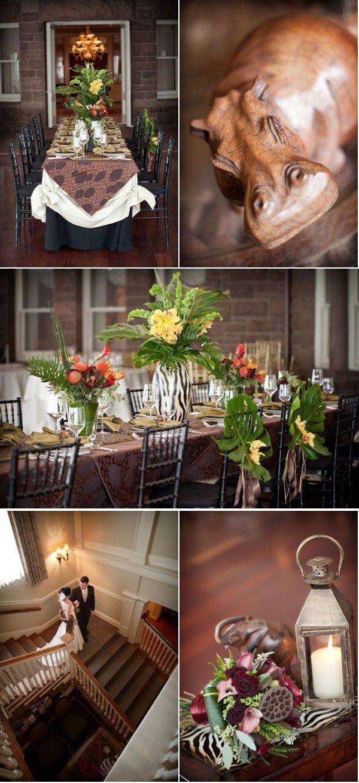 Berhmt Safari Wedding Theme Zeitgenssisch Brautkleider Ideen