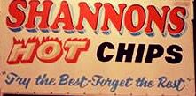 Shannon's Chips - a trip to the show was never complete without a visit to the Shannon's Bus for a bag of freshly made hot chips - fwarr they were good!