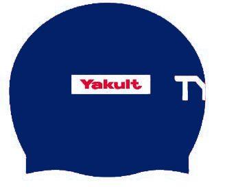 0be7eb105b1 Wrinkle Free Silicone Swim Cap Yakult British Federation | Swim hats ...
