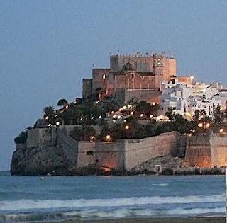 Papa Luna Castle. Spain.