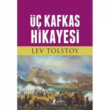 Üç Kafkas Hikayesi   KAFDAV Yayıncılık İşletmesi