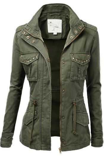 Foto: http://www.highrisefashion.com/2013/12/adorable-green-military-comfy-and-cozy.html