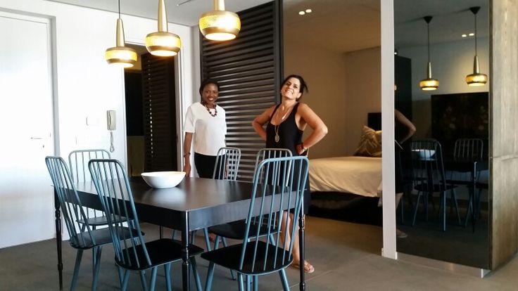Architects: Lauren Bolus and Ruvimbo Moyo @makearchitects_za