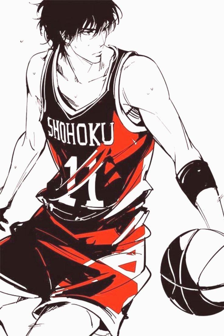 Anime character name that starts with R 3 Rukawa Kaede