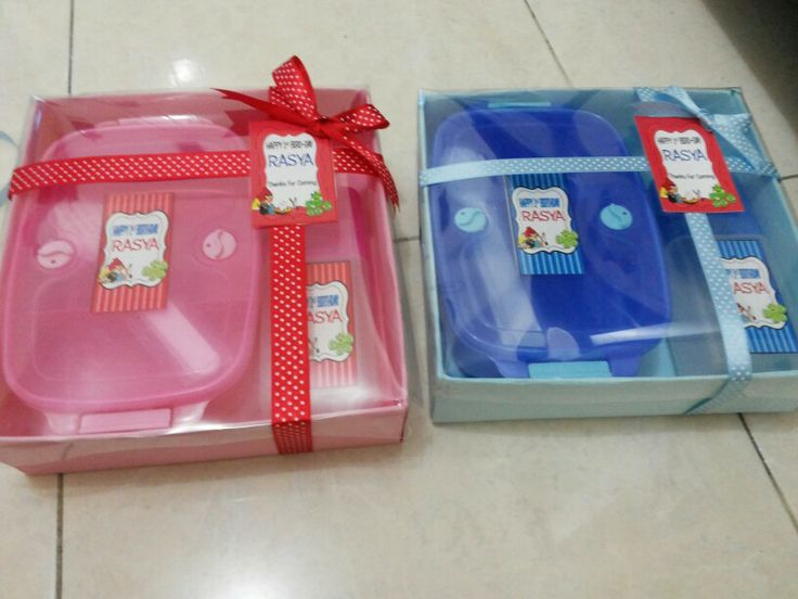Souvenir lunch box