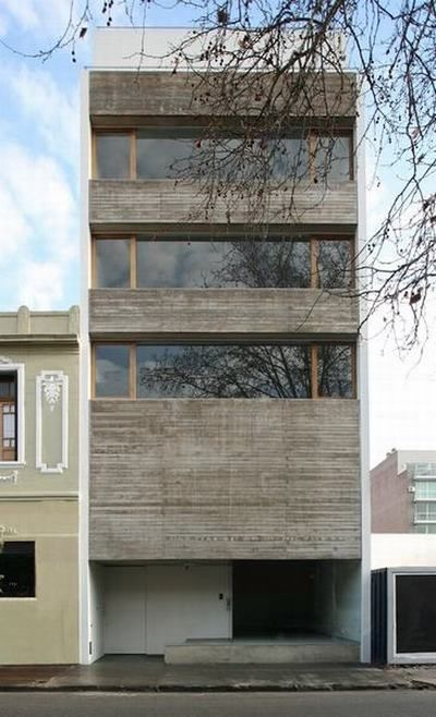 COLLE • CROCE: ph   1:200   Residential Building   Vertical   Urban Building   Between Buildings   Flat land   Concrete wall Facade Building   Housing  