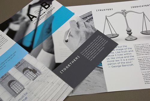 30 Best Law Firm Brochure Design Images On Pinterest Brochure