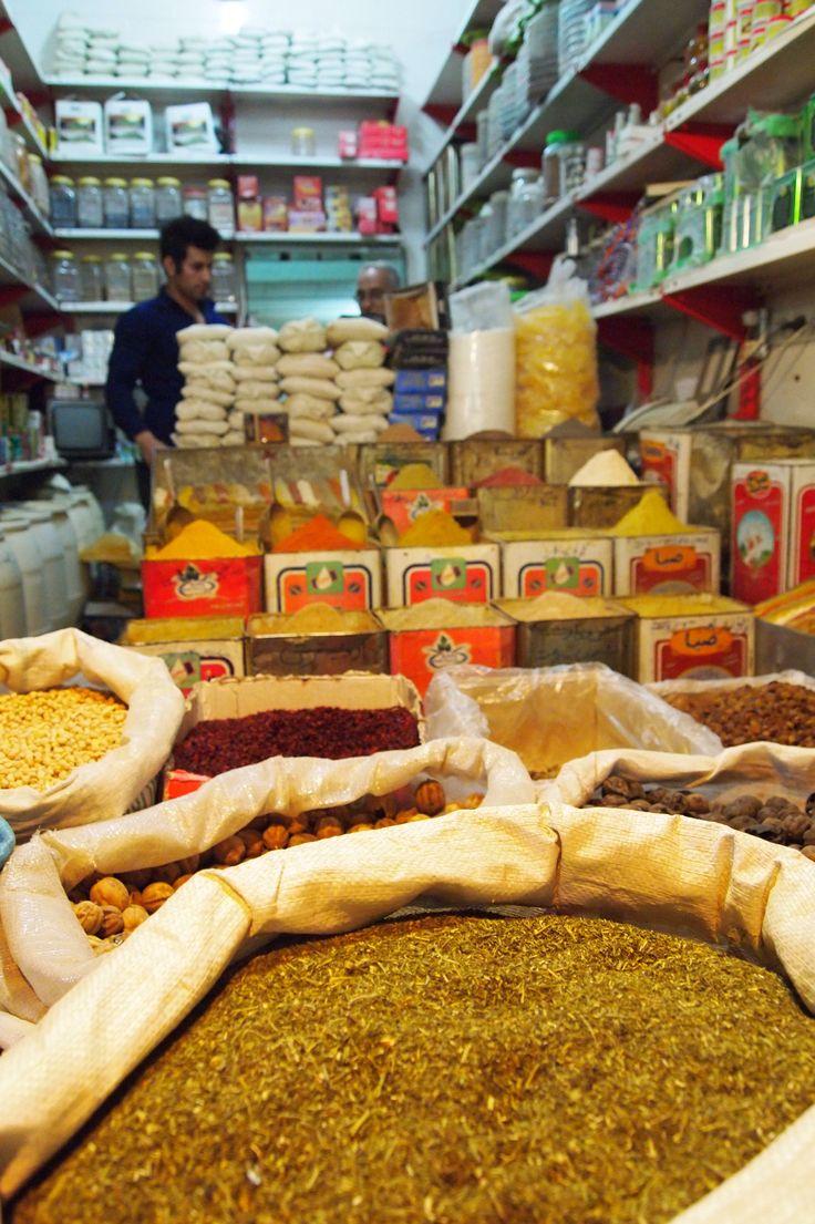 Iran bazar